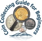 Coin Collecting Guide for Beginners Logo