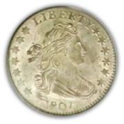 1807 Bust Dime