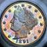1891 Liberty Head Nickel