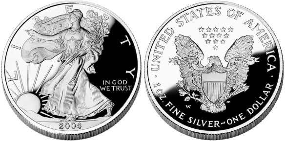 United States Silver Bullion Coins