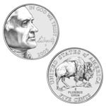 2005 S Jefferson Nickel American Bison