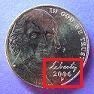 Jefferson Nickel 2006 Mintmark