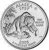 Alaska State Quarter