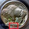 Buffalo Nickel Mintmark