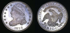 Capped Bust Dime