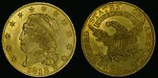 Capped Bust Half Eagle -