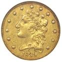 United States Classic Head Quarter Eagle