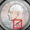 Eisenhower Dollar Mintmark
