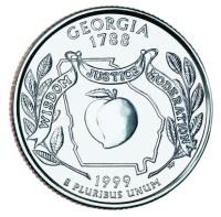 Georgia State Quarter