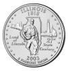 Illinois State Quarter