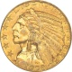 Indian Head Half Eagle