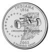 Indiana State Quarter