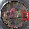Jefferson Nickel 1938-64 Mintmark