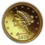 Liberty Head quarter eagle