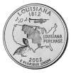 Louisiana State Quarter