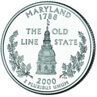 Maryland State Quarter