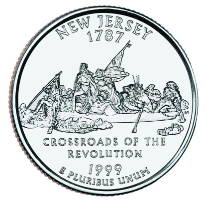 New Jersey State Quarter