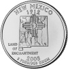New Mexico State Quarter