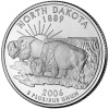 North Dakota State Quarter