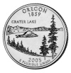 Oregon State Quarter