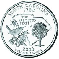 South Carolina State Quarter
