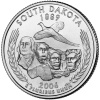 South Dakota State Quarter