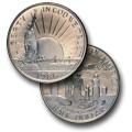 1986 S Statue of Liberty - Ellis Island Commemorative Half Dollar