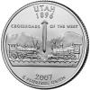 Utah State Quarter