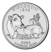 Wisconsin State Quarter