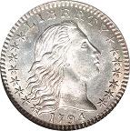 1794 Half Dime