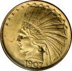 Indian Head eagle