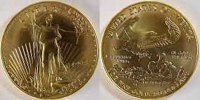 1998 American Gold Eagle