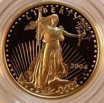 2004 American Gold Eagle Proof