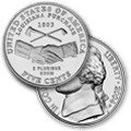2004 P Jefferson Nickel Peace Medal