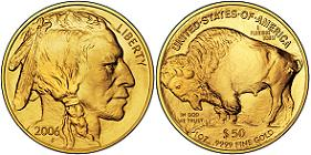 2006 American Gold Buffalo Coin