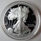 American Silver Eagle Proof