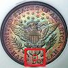 Barber Half Dollar Mintmark