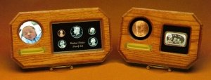 Coin Display Cases for Special Occasions