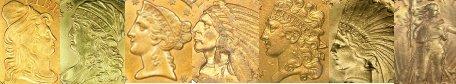 Gold Eagle Coin Designs