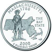 Massachusetts State Quarter