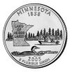 Minnesota State Quarter