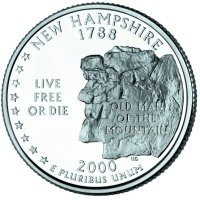 New Hampshire State Quarter