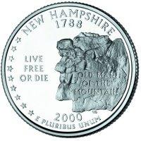New Hampshire State Quarter