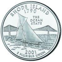 Rhode Island State Quarter