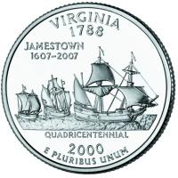 Virginia State Quarter